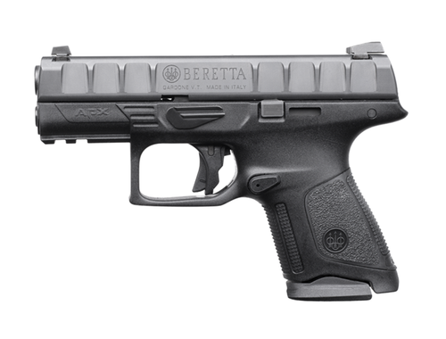 Beretta JAXC927 APX 9mm Compact Handgun with Night Sights