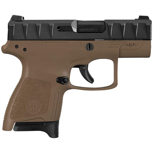 Beretta JAXN92005 APX Carry 9mm Handgun