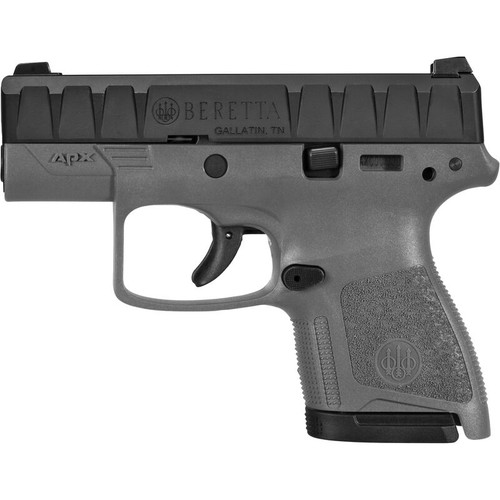 "Beretta JAXN92006 APX Carry 9mm Luger Handgun with 3"" Barrel"