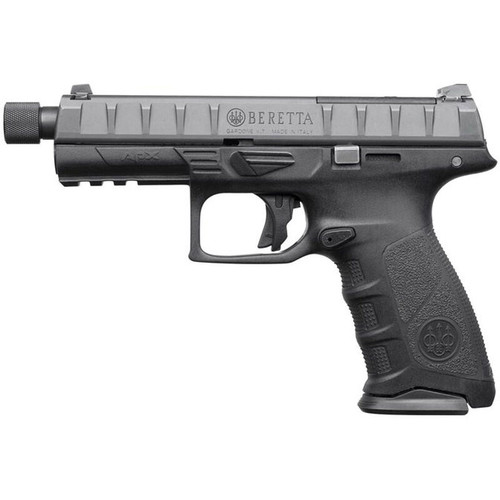 Beretta JAXF921701 APX Combat 9mm Luger Semi Auto Handgun with Integral Red Dot Optic Mount