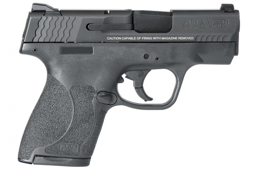 Smith & Wesson 11808 M&P9 Shield M2.0 9mm Centerfire Handgun with No Thumb Safety