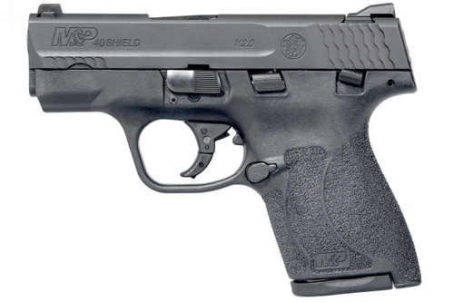 Smith & Wesson 11812 M&P40 Shield M2.0 40 S&W Centerfire Handgun with Thumb Safety