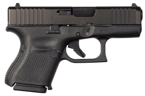 Glock UA265S202 G26 Gen5 USA 9mm Handgun with Front Serrations