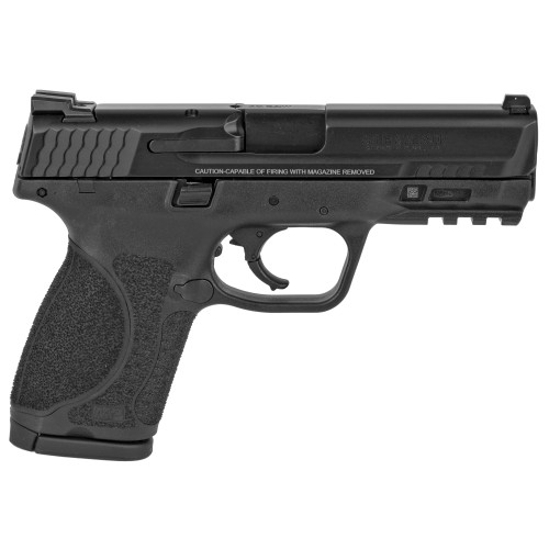 "Smith & Wesson 12098 M&P2.0 40S&W Striker Fired Compact Handgun with 4"" Barrel"