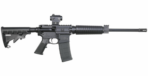 Smith & Wesson 12936 M&P15 Sport II OR 5.56mm Semi-Auto Rifle with Crimson Trace Red/Green Dot Optic
