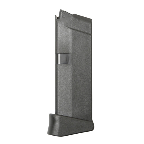 Glock MF08855 43 9mm 6rd Extended Black Magazine