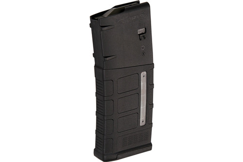 Magpul MAG292-BLK PMAG GEN M3 7.62x51/308 Win. LR/SR Black 25-Round Magazine with Window