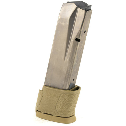 Smith & Wesson 194770000 M&P 45 ACP 14-Round Magazine with FDE Base