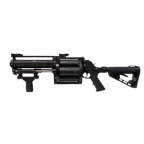 Defense Technology 1440 40mm Tactical 4-Shot Munitions Launcher