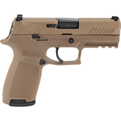 Sig Sauer W320C-9-COY P320 9mm Compact Handgun in Coyote