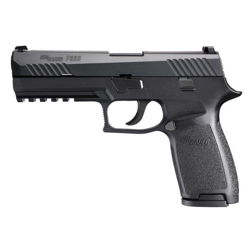 Sig Sauer W320F-9-BSS P320 Full-Size 9mm Centerfire Handgun with Night Sights
