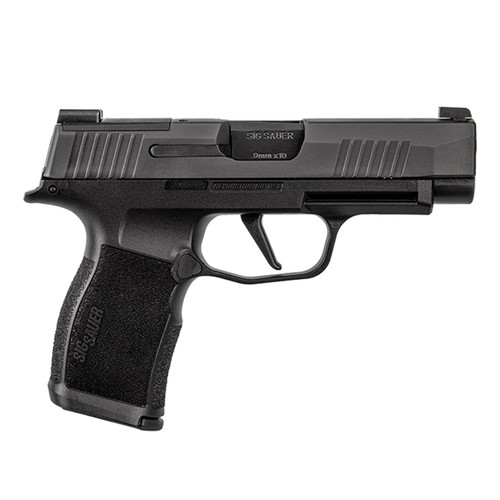 Sig Sauer W365XL-9-BXR3 P365 XL Optics Ready 9mm Handgun with Siglite X-Ray Sights