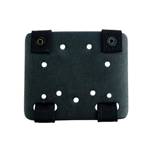 Safariland 6004-8 Small MOLLE Polymer/Nylon Black Adapter Plate