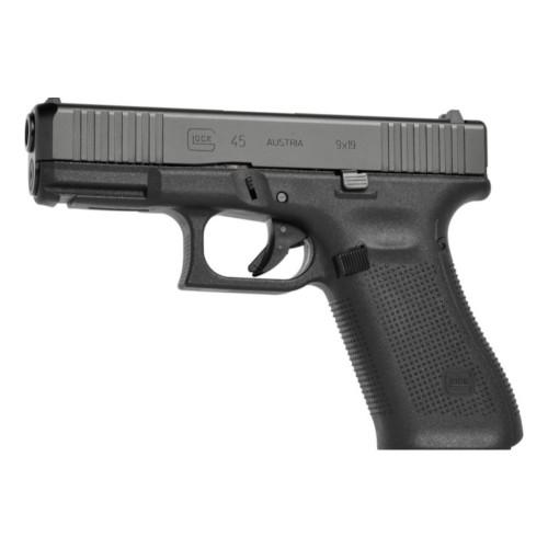 Glock PA455S702 45 Gen5 Semi-Automatic 17-Round 9mm Handgun with Glock Night Sights