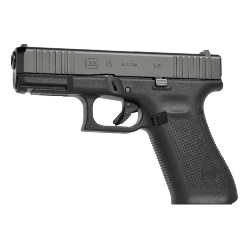 Glock PA455S702 45 Gen5 Semi-Automatic 17-Round 9mm Handgun with Glock Night Sights