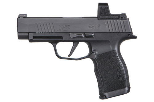 Sig Sauer W365XL-9-BXR3-RXZ P365 XL 9mm Handgun with ROMEOZERO 3 MOA Optic