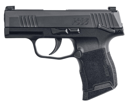 Sig Sauer W365-9-BXR3-MS P365 10-Round 9MM Handgun with X-Ray3 Day/Night Sights and Manual Safety