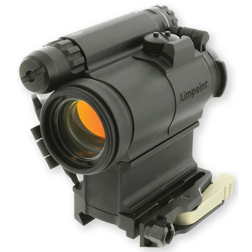 Aimpoint 200386 CompM5 Red Dot Sight 2 MOA Dot 39mm Spacer with LRP Mount