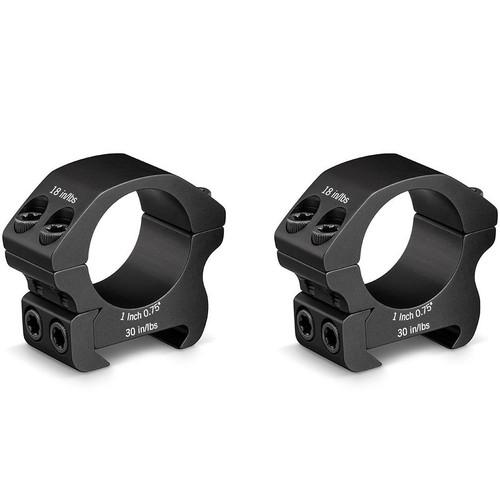 "Vortex PR1-L Pro Series 1"" Rings"