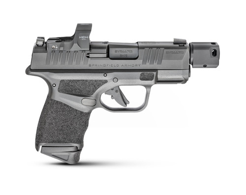 "Springfield HC9389BTOSPWASP Hellcat RDP 9mm Black Handgun with 3.8"" Barrel"