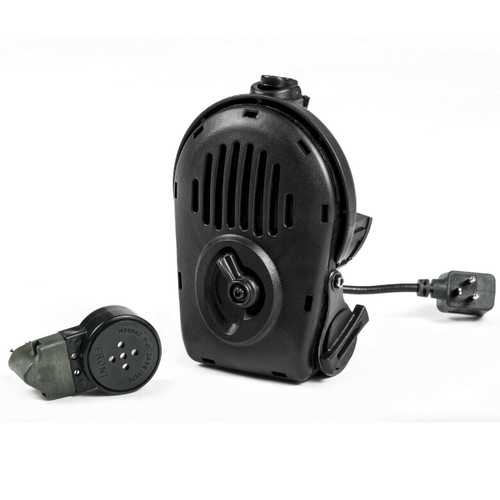 Avon Protection 602651 Voice Projection Unit Gen II With Microphone Assembly for FM53 and FM54
