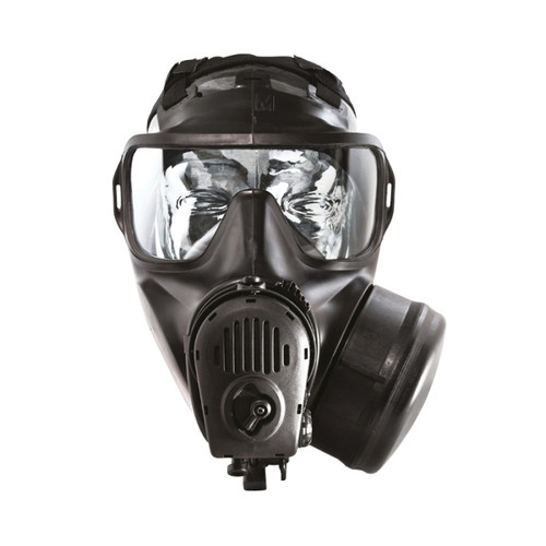 Avon Protection Systems 72601-250-1 FM53 Series Single Port Gas Mask