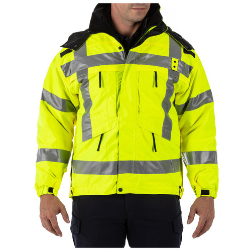 5.11 Tactical 48033 3-in-1 Reversible High-Visibility Parka