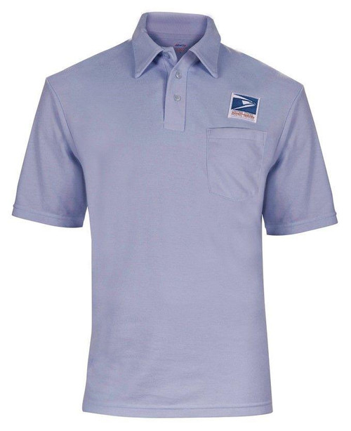 Elbeco 265 Postal Letter Carrier Knit Short Sleeve Polo