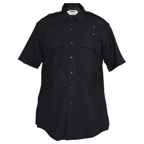 Elbeco 4237 LAPD Short Sleeve 100% Wool Shirt