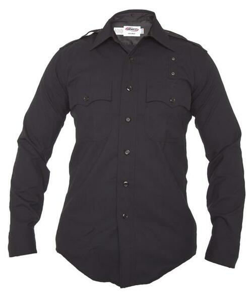 Elbeco 437 LAPD 100% Wool Long Sleeve Shirt