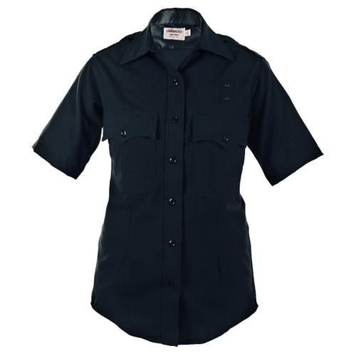 Elbeco 5237 LAPD Women's Short Sleeve 100% Wool Shirt