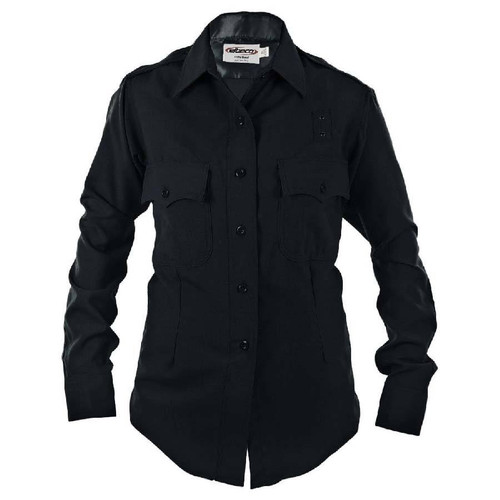 Elbeco 537 LAPD Women's 100% Wool Long Sleeve Shirt
