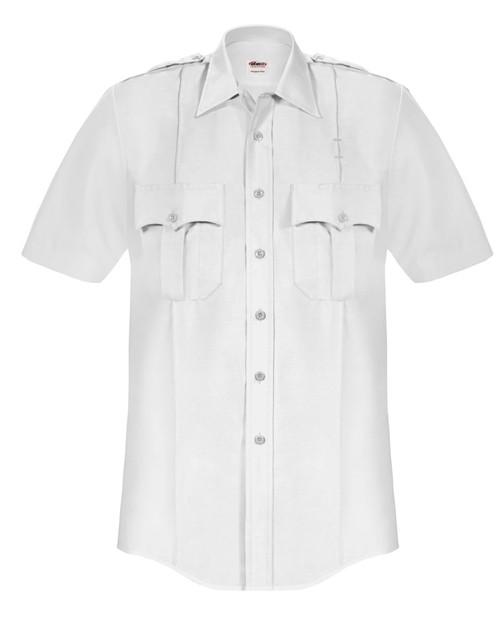 Elbeco P867 Paragon Plus Poplin Short Sleeve Shirt