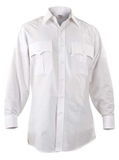 Elbeco P877 Paragon Plus Poplin Long Sleeve Shirt