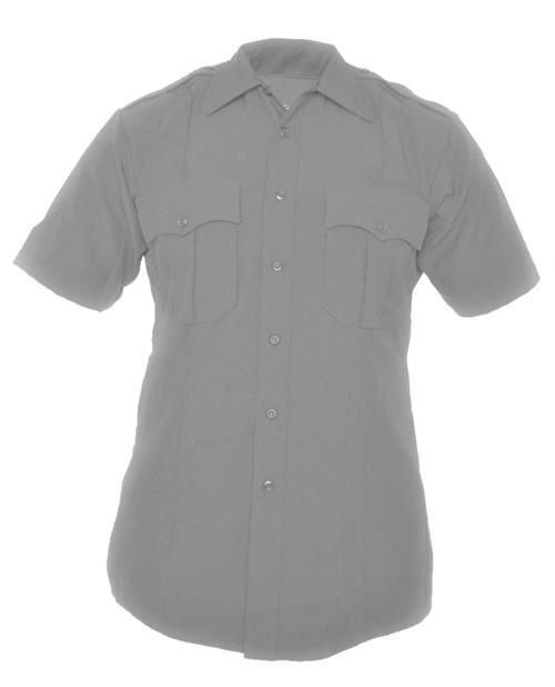 Elbeco Z3311N TexTrop2 Men's Zippered Polyester Short Sleeve Shirt
