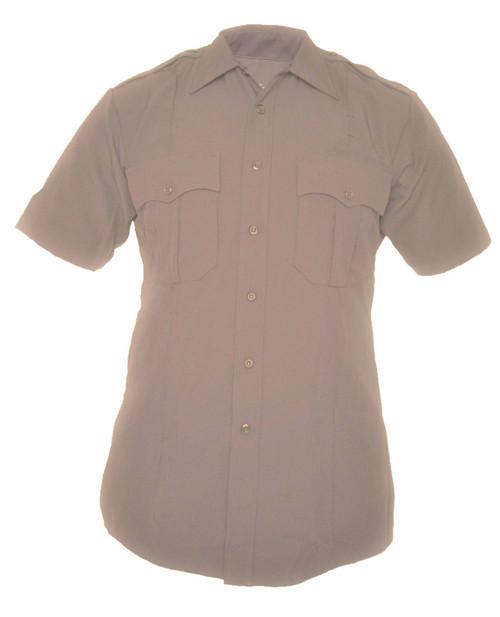 Elbeco Z3312N TexTrop2 Men's Zippered Polyester Short Sleeve Shirt