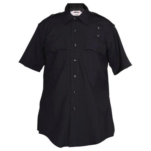 Elbeco Z4797 LAPD Men's Heavyweight 100% Wool Short Sleeve Shirt