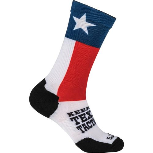 5.11 Tactical 10041AO Sock & Awe Crew Tactical Texas