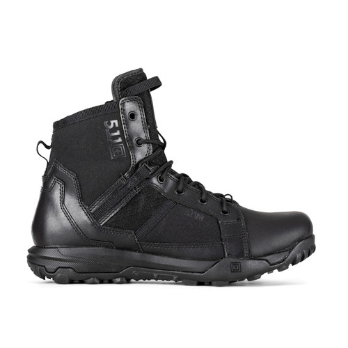 """5.11 Tactical 12439 5.11 A/T 6"""" Side Zip Boot"""