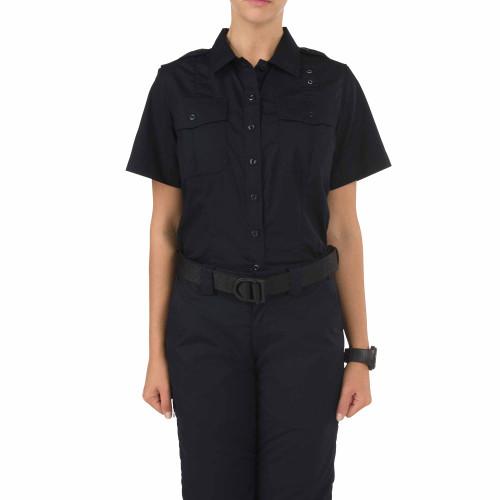 5.11 Tactical 61167 Women's Taclite PDU Class A Short Sleeve Shirt