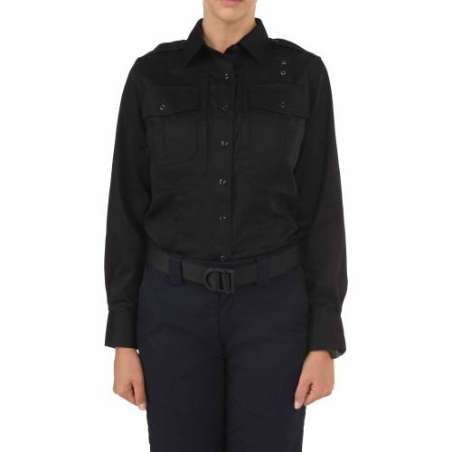 5.11 Tactical 62065 Women's Twill PDU Class B Long Sleeve Shirt