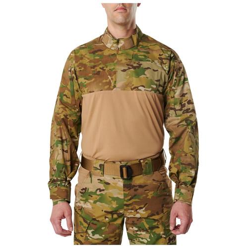 5.11 Tactical 72481 5.11 Stryke TDU Rapid Multicam Long Sleeve Shirt
