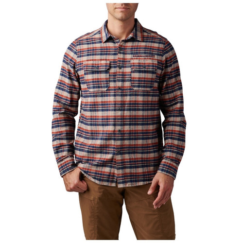 5.11 Tactical 72532 Lester Long Sleeve Shirt