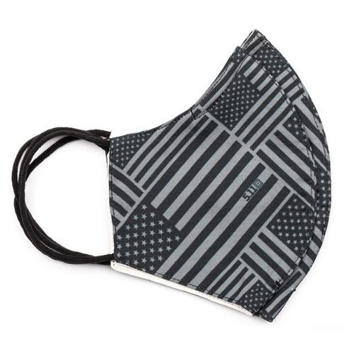 5.11 Tactical 89501 Comfort Mask - 2 Pack Printed