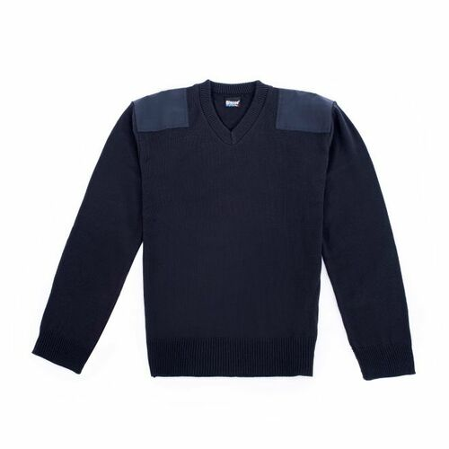 Blauer 205XCR V-Neck Sweater With Windstopper Liner