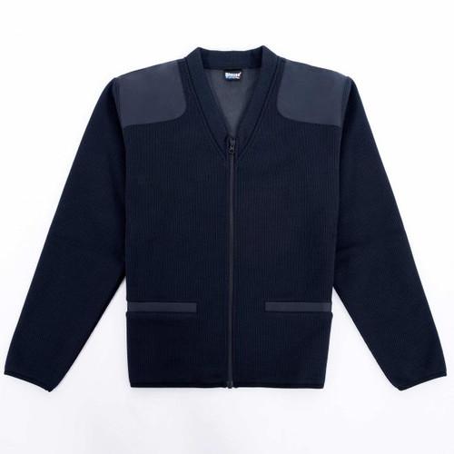 Blauer 227 Fleece-Lined Zip Front Sweater