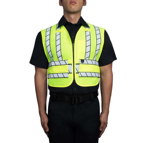 Blauer 343 Zip-Front Breakaway Safety Vest