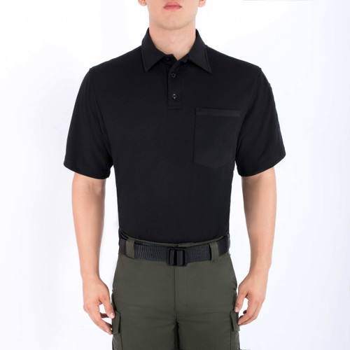 Blauer 8131-3 Bicomponent Polo Shirt with Pocket