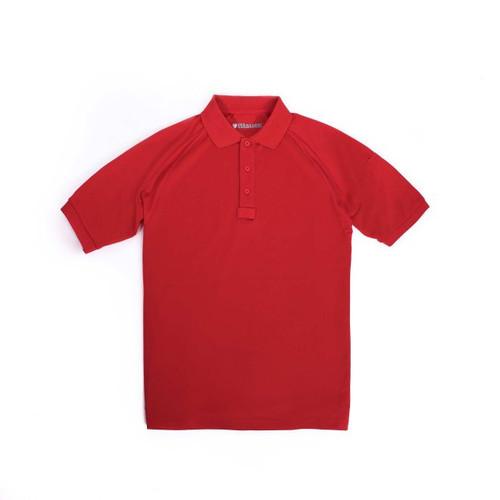 Blauer 8139 B.Cool Performance Polo Shirt- Red