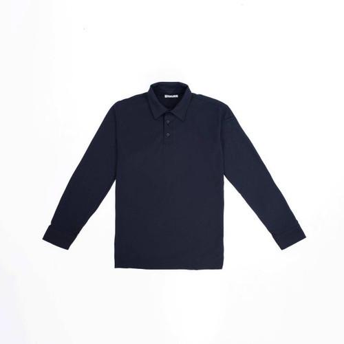Blauer 8141-1 BiComponent Polo Long Sleeve Shirt